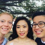 Lena And Daniel  remarried at Watsons Bay last nighthellip