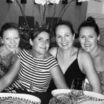 And now there is 4! baliholiday woohoo georgakellyleahrobyn dinneratsarong seminyak