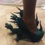 deepaandjosh oh my Anne! Your shoes!