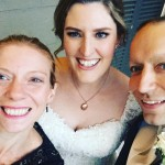 From Saturday All smiles for Amanda and Vojta! happilyhitchedbytheweddingpixie dunbarhouseweddinghellip