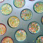 School fete baking toffees ihaventmadetheseinforever sprinklesgooddeedfortheday