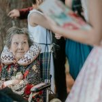 A grandparent at your wedding is a very special thinghellip